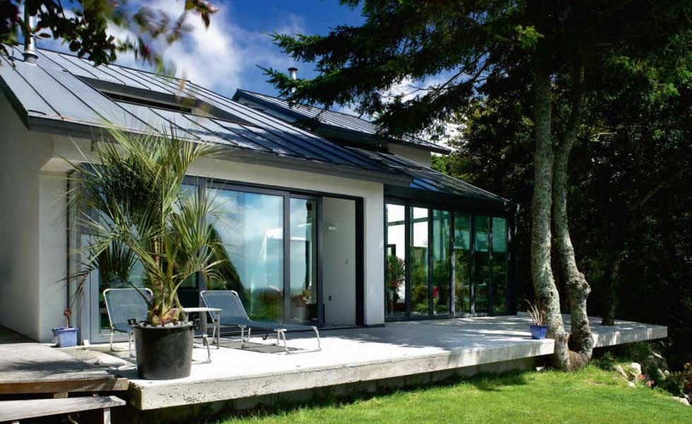 SIPs self build in Cornwall