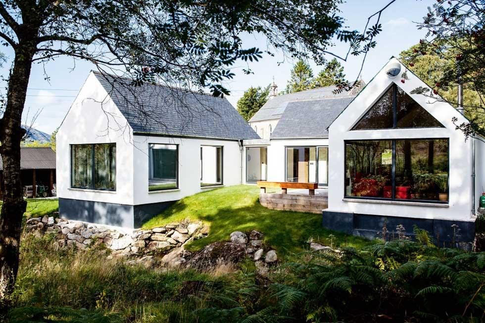 ICF Self Build built for £100k