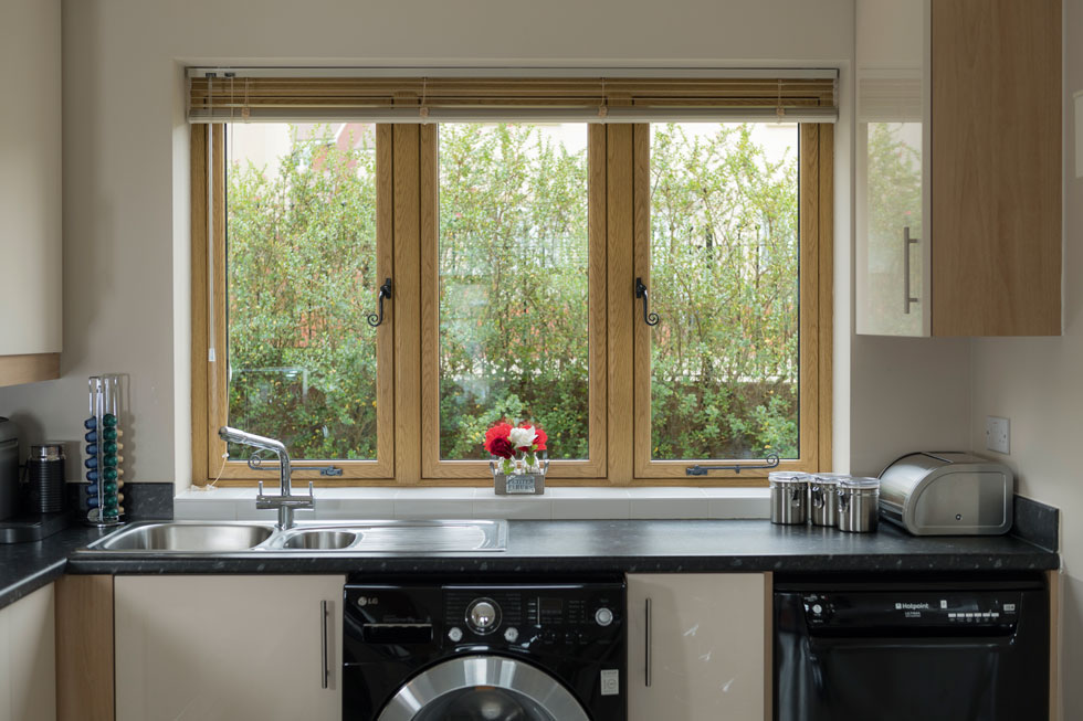 Traditional-style windows
