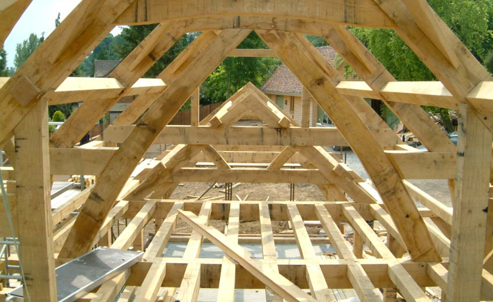 tradtruss beams construction