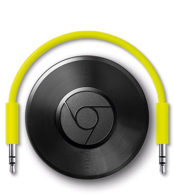 Google Chromecast Device - Smart Home Tech
