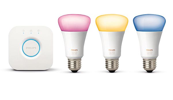 Philips Hue Smart Lighting System - Smart Home Tech