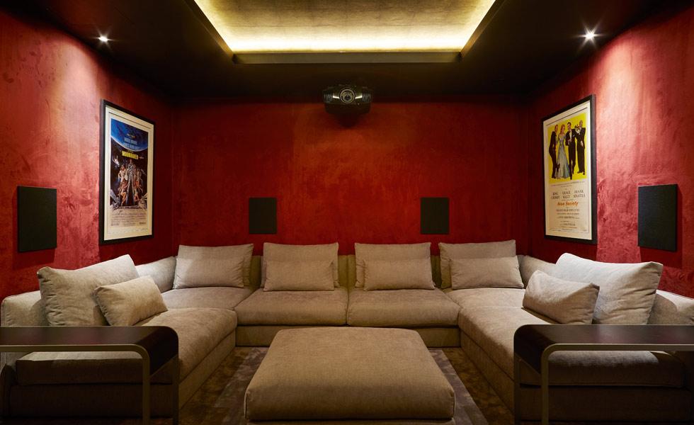 Home Cinema - Smart Home Tech