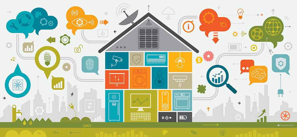 There are numerous ways to create a smart home