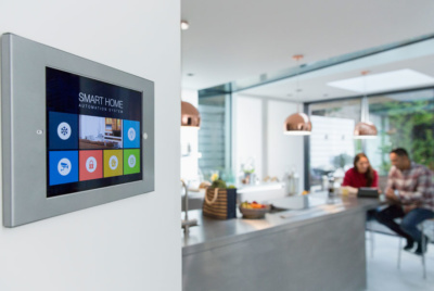 for the best result you should factor in ways to create a smart home into the design process