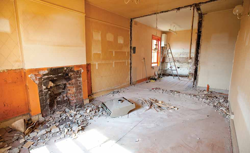How To Remove A Chimney Breast Homebuilding Amp Renovating