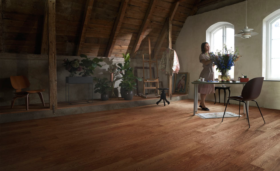 wooden floors interior