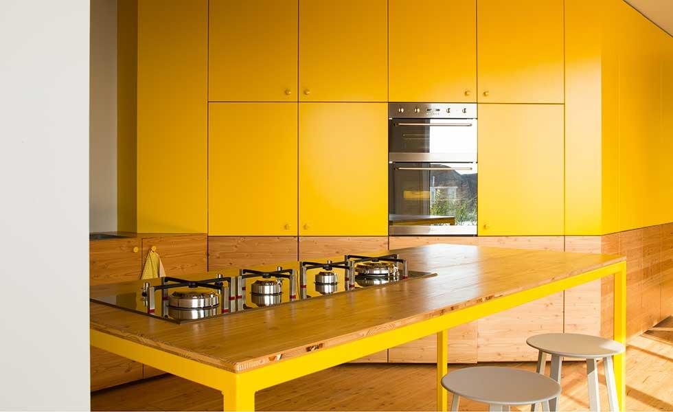 customised kitchen
