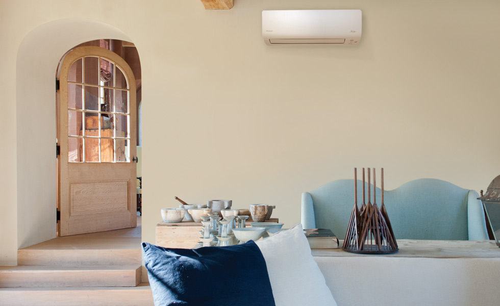 Is air conditioning a viable option in the home?