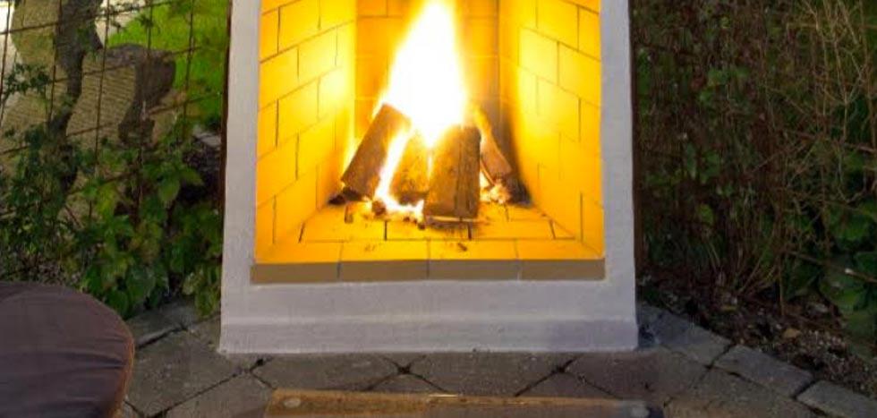 Schiedel fire