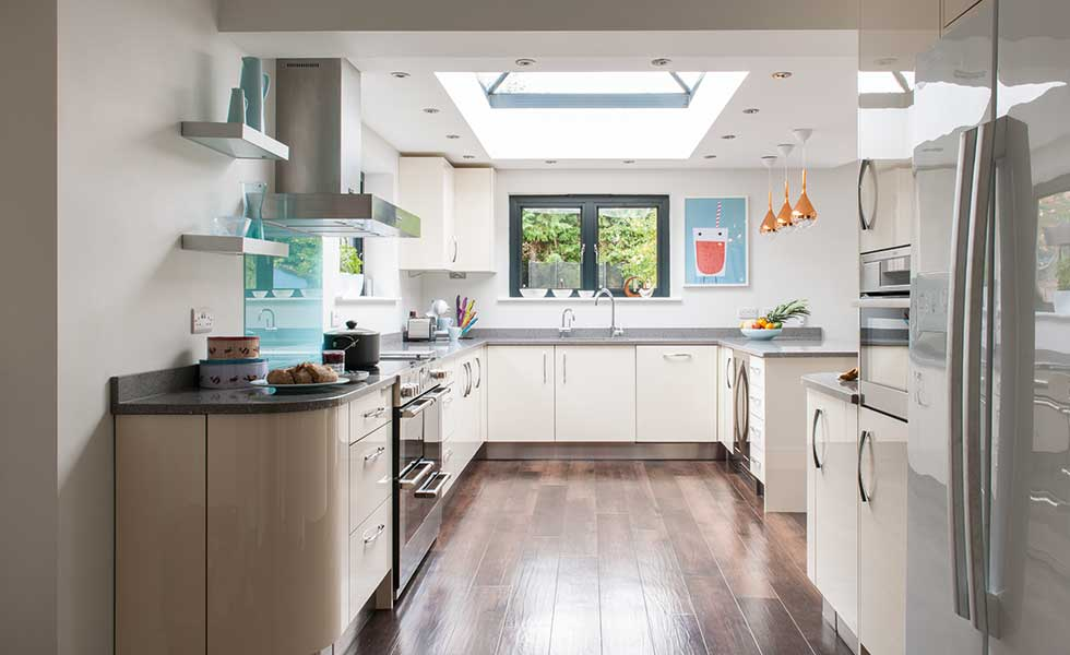 How to Add a Single Storey Extension | Homebuilding & Renovating How To Build A Kitchen Extension on remodel kitchen, diy kitchen, homemade kitchen, floor plans kitchen, log cabin kitchen, make your own kitchen, shed kitchen, camper kitchen, camping kitchen,