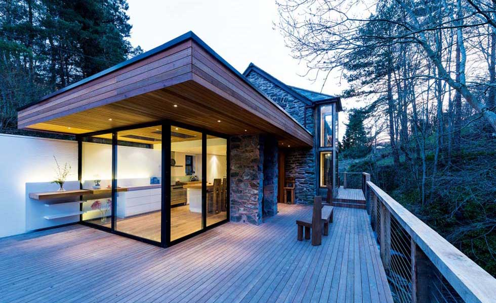 How to Add a Single Storey Extension | Homebuilding & Renovating