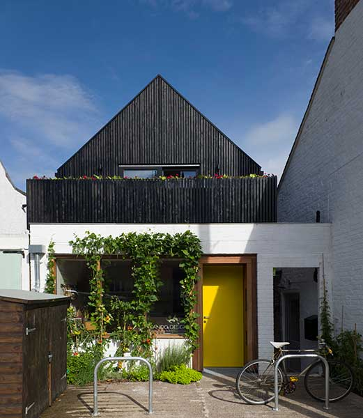 This value for money project in Shropshire has seen a former derelict shop transformed into a family home on an incredible budget, complete with eco features