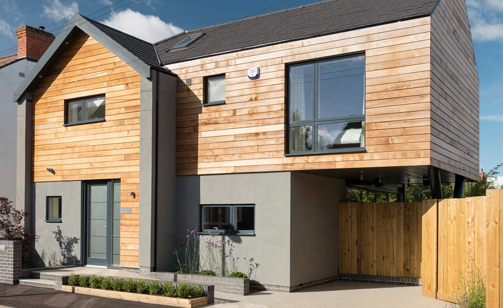 Stylish Value for Money Self Build