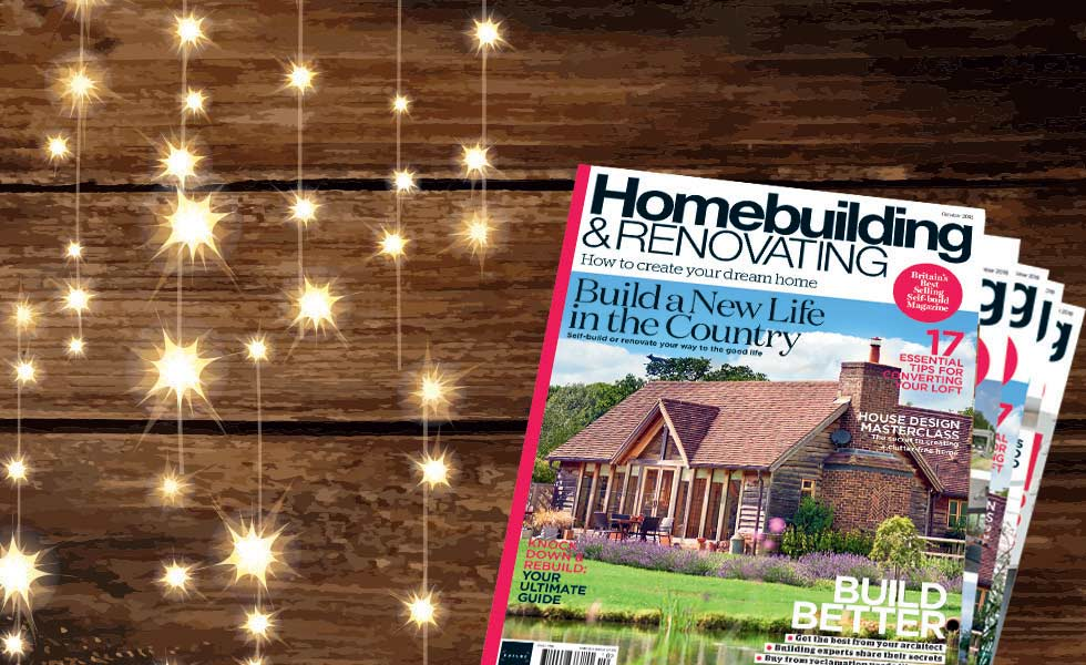 Homebuilding & Renovating Subscription Offers