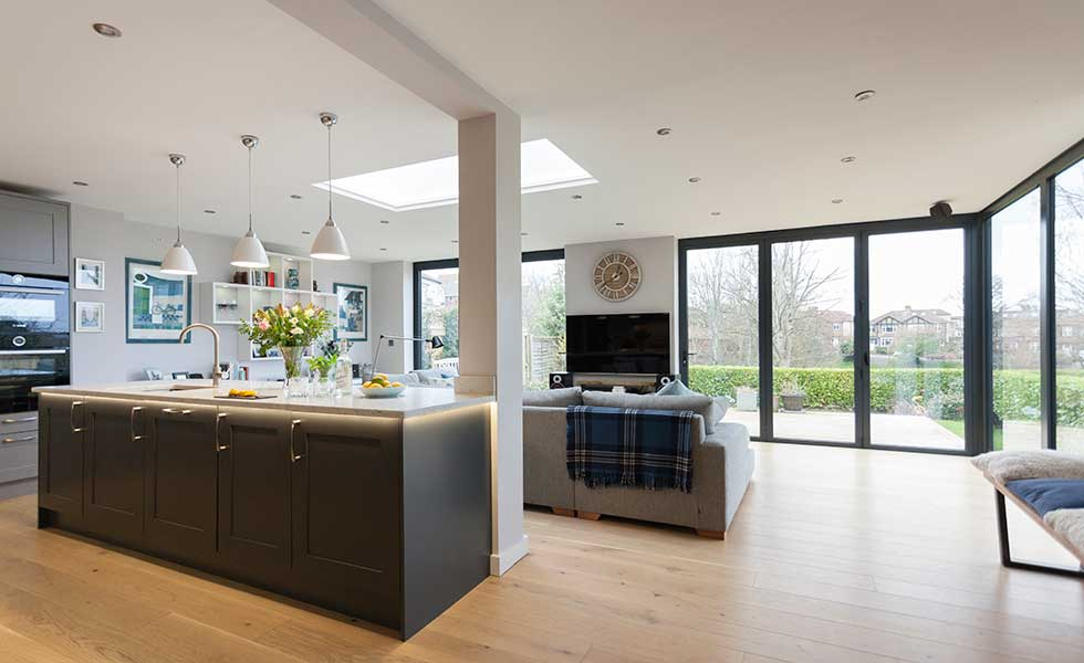 open-plan-kitchen-diner-extension-with-kitchen-island