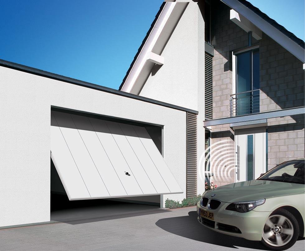 ProMatic canopy garage door operator from Hormann