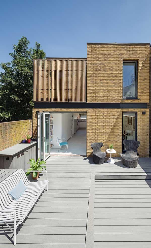 London Passivhaus self build