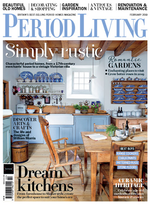 Period Living Magazine February 2019 issue