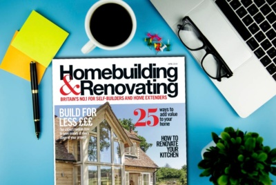 Subscribe to Homebuilding &Renovating Magazine