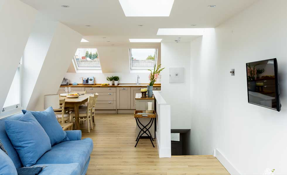 loft extension and conversion