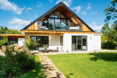 dramatic bungalow remodel