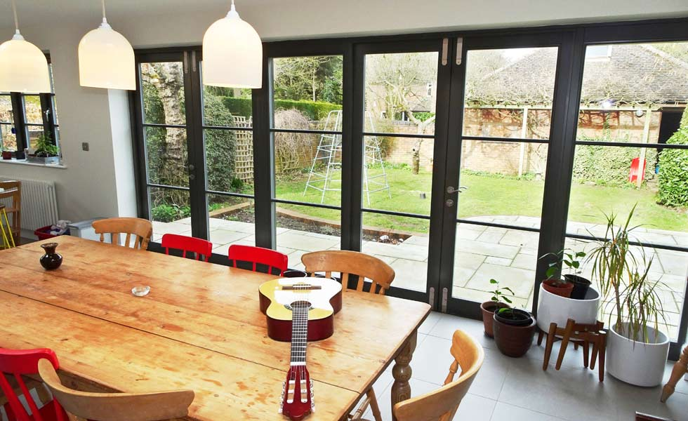Timber French Doors from Kloeber