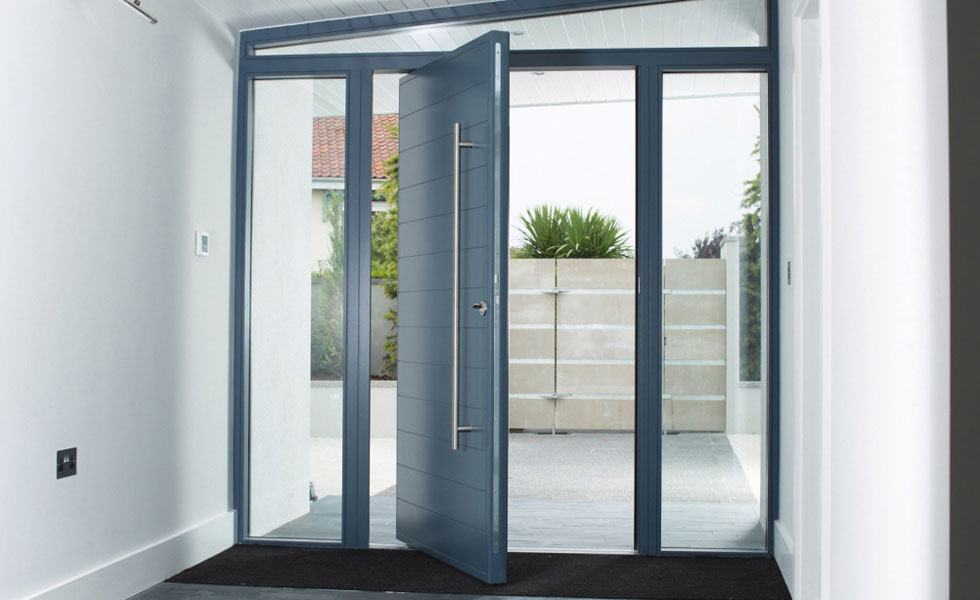 Parma E80 Pivot Door from Urban Front