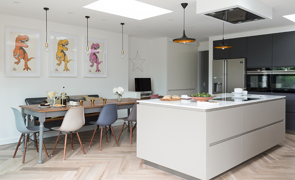 Kitchen Extension Adding Essential Extra Space Homebuilding