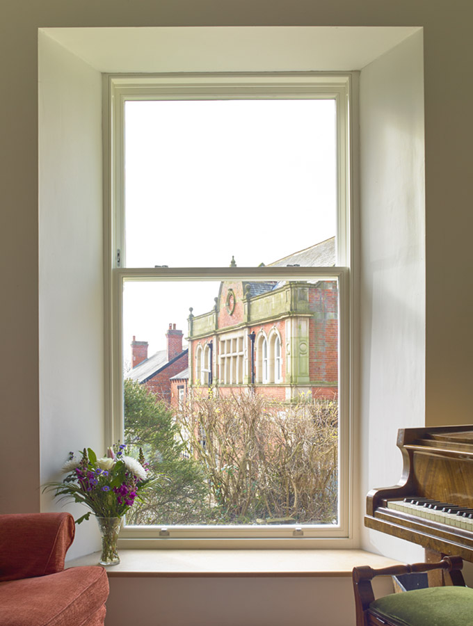 energy efficient sash windows