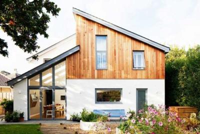 angular self build eco home