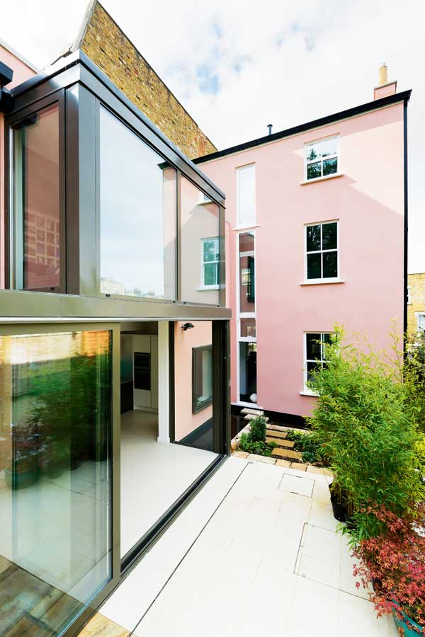 If you are undertaking a major renovation project, it might be worth considering extending upwards and adding another storey to really maximise space