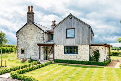 two storey house extension