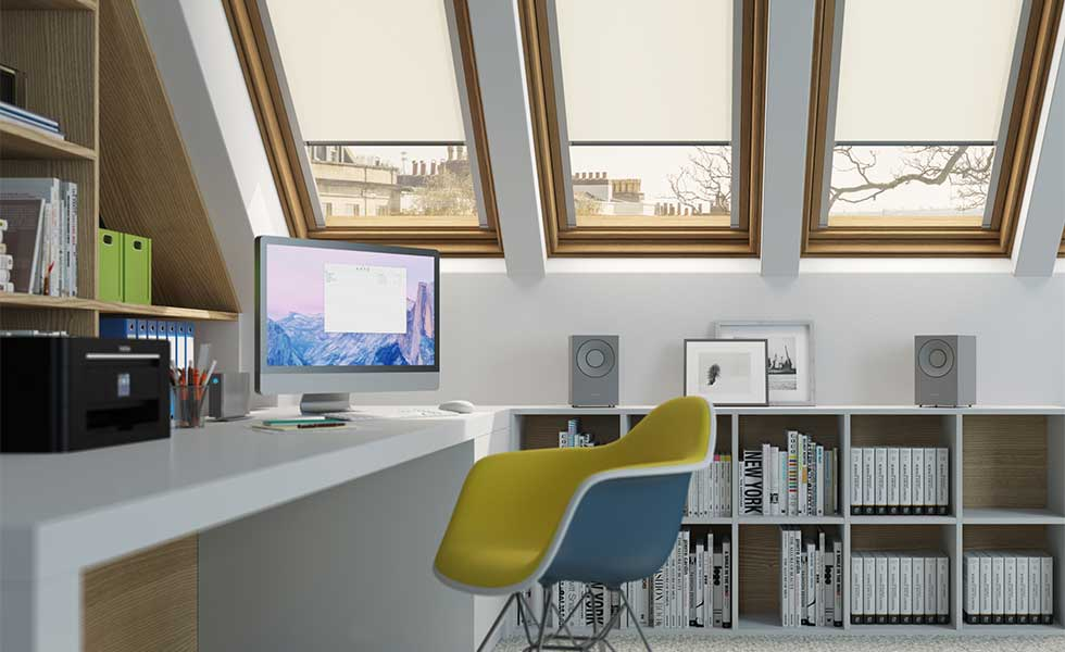 Study loft conversion