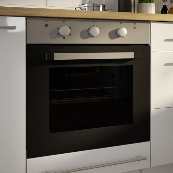 Single built in oven