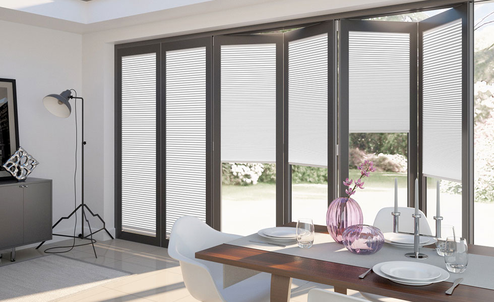 blinds for house extension