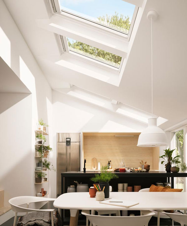 Roof windows from VELUX