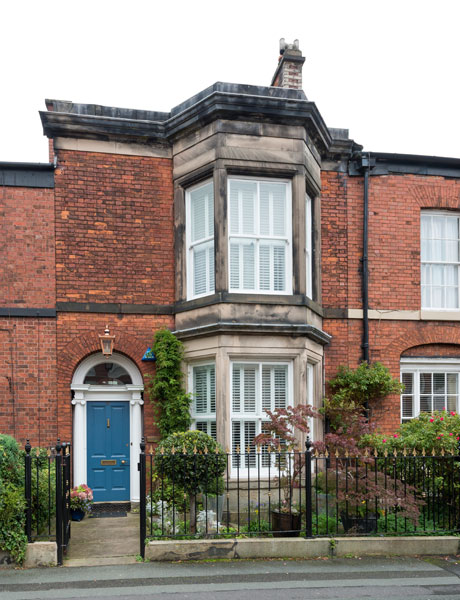 Victorian terraced house renovation