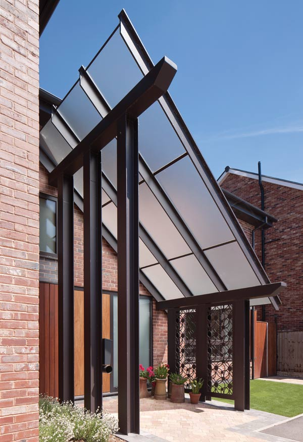 Incorporate statement fretwork into your home design