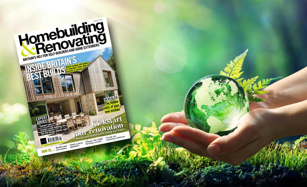 Homebuilding & Renovating ditches the plastic for subscriber issues