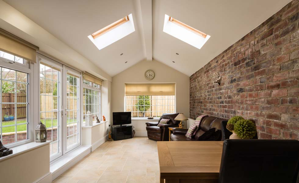 permitted development enabling an extension to be built