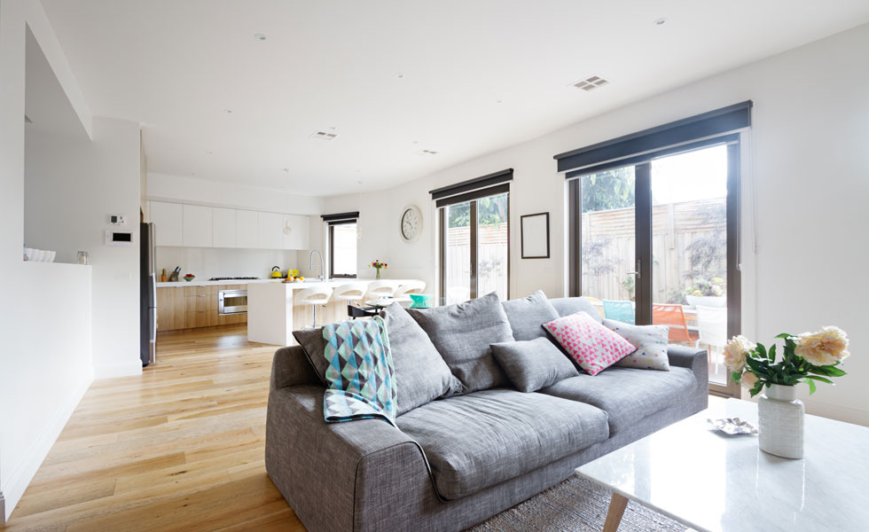Remodel your ground floor to make the most of the additional space a garage conversion can provide