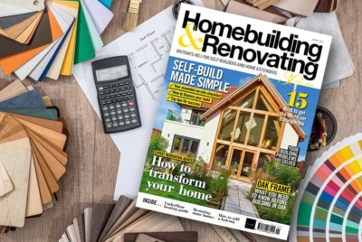 Subscribe to Homebuilding & Renovating magazine today