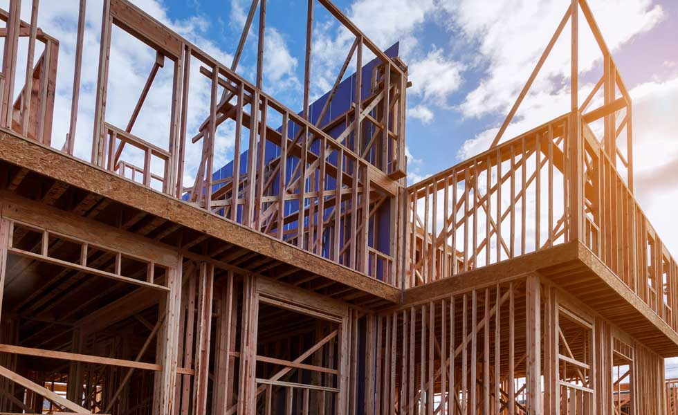 Government behind on house building targets