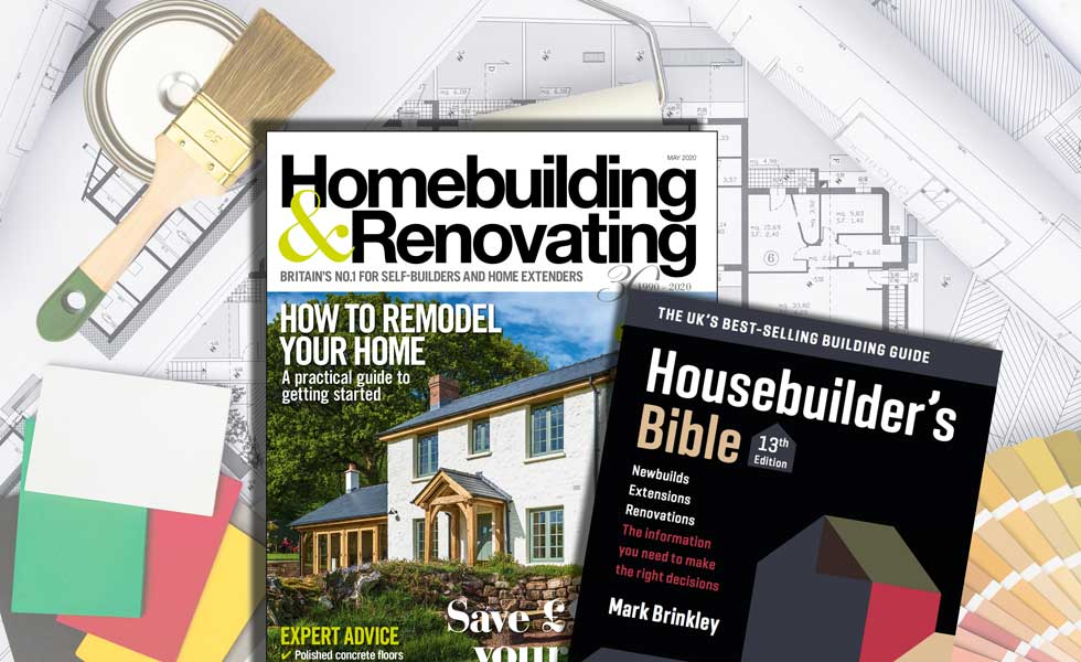 Subscribe and get a free Housebuilder's Bible