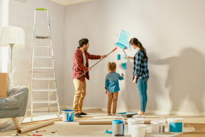 Home improvement activity to spike
