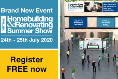 Registration open for the Virtual Homebuilding Show