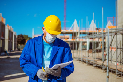 Construction activity rose slightly in May