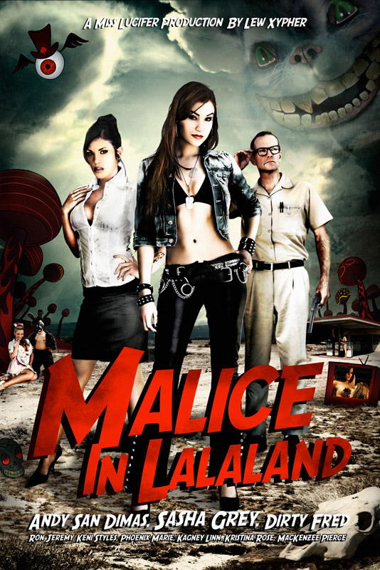 Malice In Lalaland Adult Movie Review