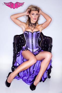 UK adult superstar Tanya Tate wins award